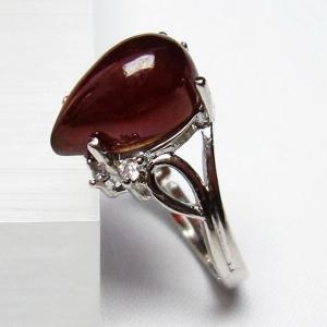 ガーネット 指輪 t275-18146 seian