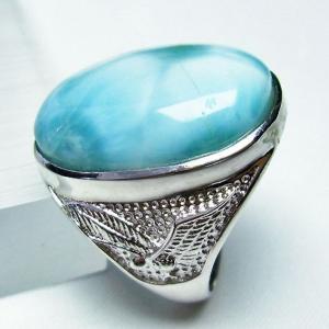 ラリマー 指輪 t113-8321|seian
