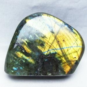 ラブラドライト 原石 t623-7684|seian