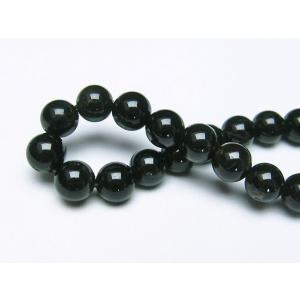 モリオン 純天然 黒水晶  ブレスレット 10mm  t112-2541|seian|04