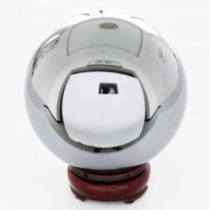 1.2Kg テラヘルツ鉱石  丸玉 96mm t665-168|seian