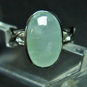 アクアマリン 指輪  l37-3102 seian
