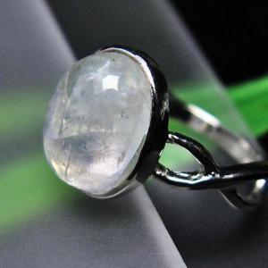 ムーンストーン 指輪 (13号) l37-3582|seian