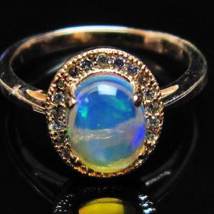 プレシャスオパール 指輪 (11号) l388-130|seian