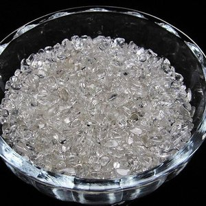 ヒマラヤ水晶さざれサイズ:小 パワーストーン 天然石 m01-3b|seian