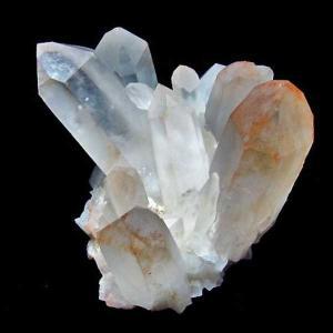 アーカンソー州産 水晶クラスター m197-324|seian