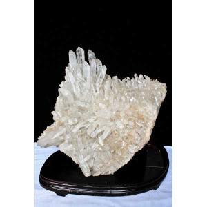 62.2Kg レムリアンシード 水晶クラスター 同梱不可 特大品 s27-217|seian