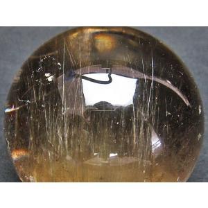 ガーデン水晶放射プラチナ入水晶 丸玉 60mm  S40-63 seian 04
