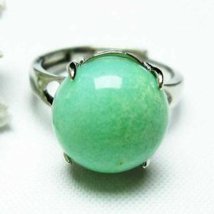 ジャスパー 碧玉  指輪 (14号) t109-1776|seian