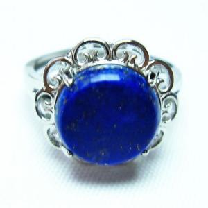ラピスラズリ 指輪  t109-2306|seian