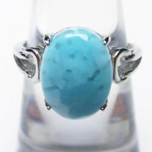ラリマー 指輪 (14号) t113-10099|seian