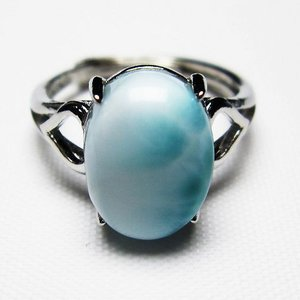 ラリマー 指輪 (12号) t113-11399|seian