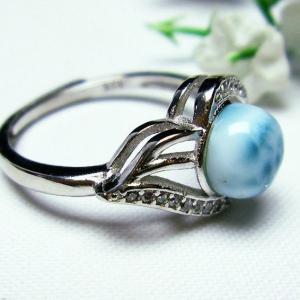 ラリマー 指輪  t113-8117|seian