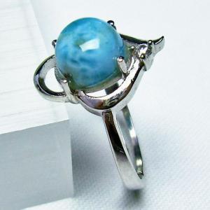 ラリマー 指輪  t113-8461|seian