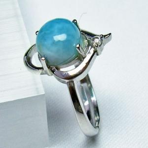 ラリマー 指輪  t113-8488|seian