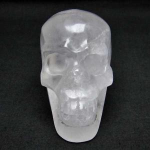ヒマラヤ水晶 ドクロ t130-1851|seian