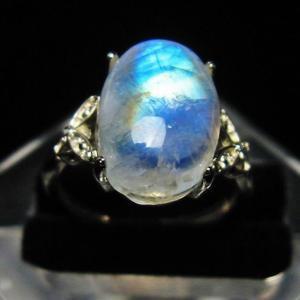 ムーンストーン 指輪 (14号) t135-5620|seian