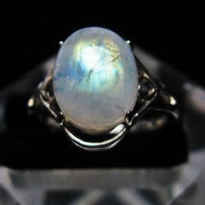 ムーンストーン 指輪 (12号) t135-5661|seian