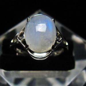 ムーンストーン 指輪 (12号) t135-5679|seian