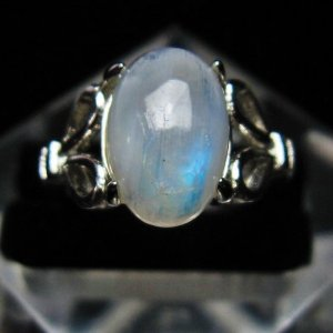 ムーンストーン 指輪 (12号) t135-5686|seian
