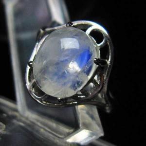 ムーンストーン 指輪  t135-5728|seian