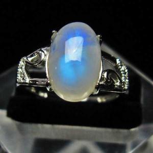 ムーンストーン 指輪 (14号) t135-5768|seian