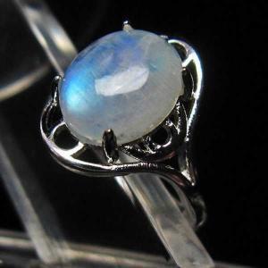 ムーンストーン 指輪  t135-5795|seian