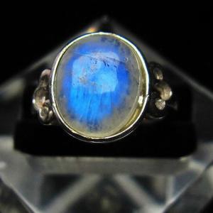 ムーンストーン 指輪 (14号) t135-5810|seian