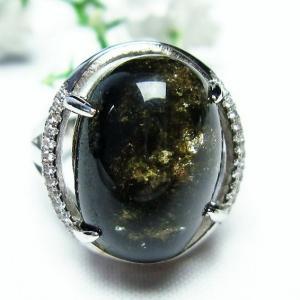 ガーデンクォーツ(庭園水晶) 指輪  t137-1301|seian