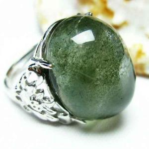 ガーデンクォーツ(庭園水晶) 指輪 t137-1329|seian