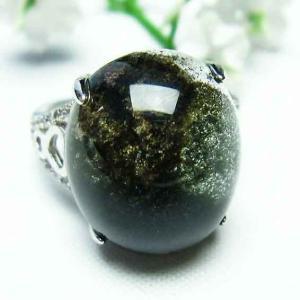 ガーデンクォーツ(庭園水晶) 指輪 t137-1352|seian