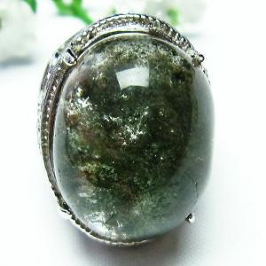 ガーデンクォーツ(庭園水晶) 指輪 t137-1393|seian