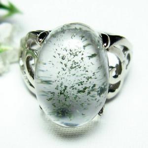 ガーデンクォーツ(庭園水晶) 指輪  t137-1479|seian