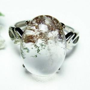 ガーデンクォーツ(庭園水晶) 指輪  t137-1487|seian