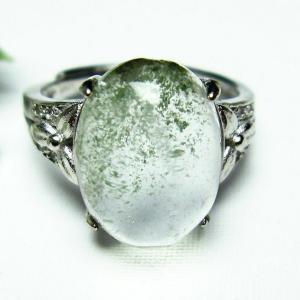 ガーデンクォーツ(庭園水晶) 指輪  t137-1493|seian