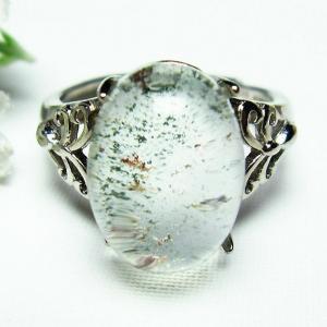ガーデンクォーツ(庭園水晶) 指輪  t137-1495|seian