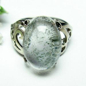 ガーデンクォーツ(庭園水晶) 指輪  t137-1507|seian