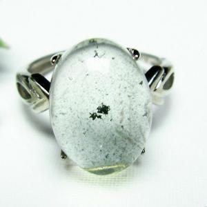 ガーデンクォーツ(庭園水晶) 指輪  t137-1512|seian