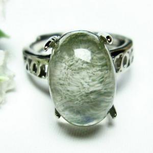 ガーデンクォーツ(庭園水晶) 指輪  t137-1552|seian