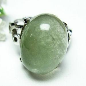 ガーデンクォーツ(庭園水晶) 指輪  t137-1654|seian
