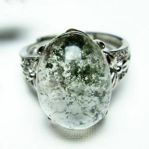 ガーデンクォーツ(庭園水晶) 指輪  t137-1661|seian