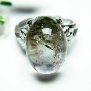 ガーデンクォーツ(庭園水晶) 指輪  t137-1669|seian