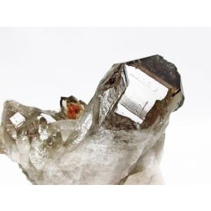 ブラジル産  モリオン 純天然 黒水晶 クラスター t143-1060|seian|03