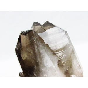 ブラジル産  モリオン 純天然 黒水晶 クラスター t143-1391|seian|04