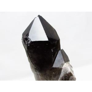 ブラジル産  モリオン 純天然 黒水晶 クラスター t143-1443 seian 03