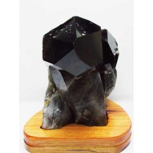 ブラジル産  モリオン 原石 本物  天然 黒水晶 クラスター 同梱不可 14.1Kg パワーストーン 天然石 t143-1482|seian