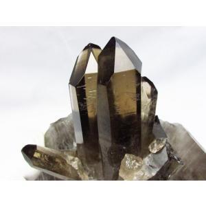 1.8Kg ブラジル産  モリオン 純天然 黒水晶 クラスター t143-1510|seian|03
