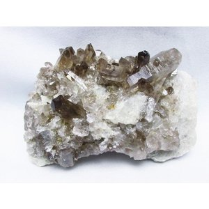 ブラジル産  モリオン 純天然 黒水晶 クラスター t143-1726|seian|02