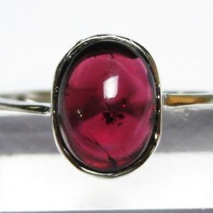 ガーネット 指輪 (14号) t165-1033|seian