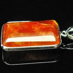 放射赤針タイチンルチル ペンダント  パワーストーン 天然石 t191-876 seian